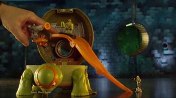 Teenage Mutant Ninja Turtles Micro Mutants TV Spot, 'Mikey Pet Playset' - Thumbnail 7