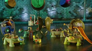 Teenage Mutant Ninja Turtles Micro Mutants TV Spot, 'Mikey Pet Playset' - Thumbnail 8