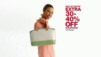 Macy's One Day Sale TV Spot, 'Save on Jewelry and Bras' - Thumbnail 5