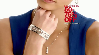 Macy's One Day Sale TV Spot, 'Save on Jewelry and Bras' - Thumbnail 7