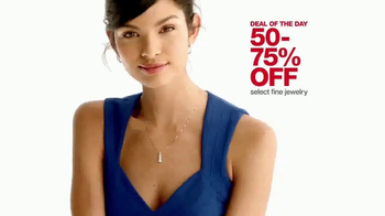 Macy's One Day Sale TV Spot, 'Save on Jewelry and Bras' - Thumbnail 8