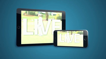 Golf Channel App TV Spot, 'Latest News and Live Golf' - Thumbnail 6