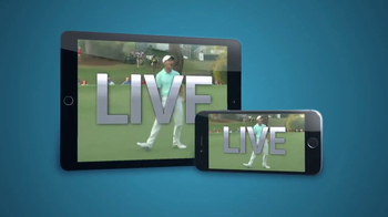 Golf Channel App TV Spot, 'Latest News and Live Golf' - Thumbnail 7