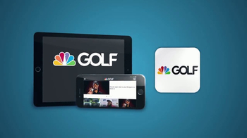 Golf Channel App TV Spot, 'Latest News and Live Golf' - Thumbnail 8