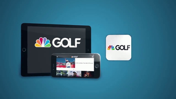 Golf Channel App TV Spot, 'Latest News and Live Golf' - Thumbnail 9