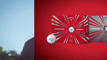 Callaway Chrome Soft TV Spot, 'Different Ball' Featuring Phil Mickelson - Thumbnail 7