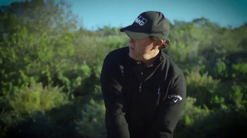 Callaway Chrome Soft TV Spot, 'Different Ball' Featuring Phil Mickelson - Thumbnail 1