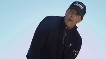Callaway Chrome Soft TV Spot, 'Different Ball' Featuring Phil Mickelson - 134 commercial airings
