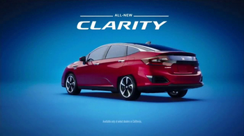 2017 Honda Clarity Fuel Cell TV Spot, 'Thinking About Tomorrow' [T1] - Thumbnail 9
