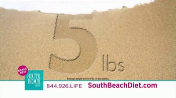 South Beach Diet TV Spot, 'Lose Five Pounds Fast' - Thumbnail 6
