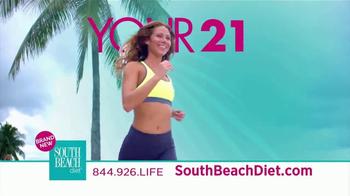 South Beach Diet TV Spot, 'Lose Five Pounds Fast' - Thumbnail 1
