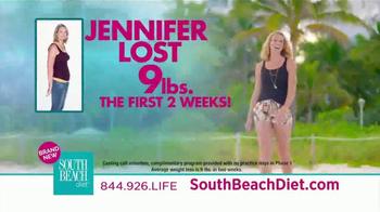 South Beach Diet TV Spot, 'Lose Five Pounds Fast' - Thumbnail 3