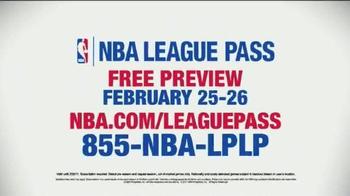 NBA League Pass TV Spot, 'Muestra gratis' [Spanish] - Thumbnail 7