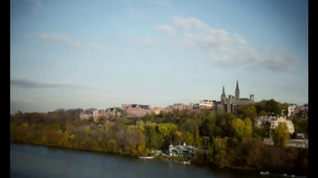 Georgetown University TV Spot, 'Georgetown Faces' Song by ROMES - Thumbnail 1