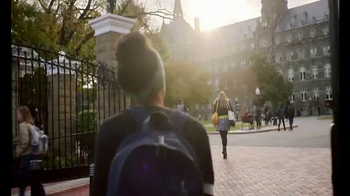 Georgetown University TV Spot, 'Georgetown Faces' Song by ROMES - Thumbnail 2