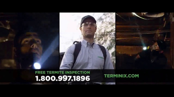 Terminix TV Spot, 'Termite Stakeout' - 20629 commercial airings