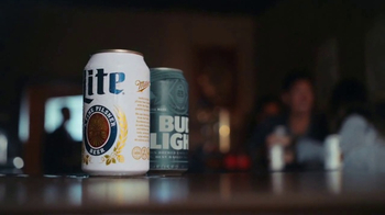 Miller Lite TV Spot, 'For Friends' - Thumbnail 3