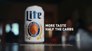 Miller Lite TV Spot, 'For Friends'