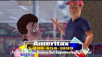 Ameritax TV Spot, 'Supermercado' [Spanish]