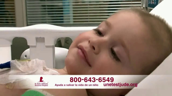 St. Jude Children's Research Hospital TV Spot, 'Alejandro' [Spanish] - Thumbnail 4