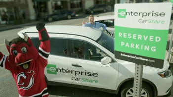Enterprise TV Spot, 'All the Places Life Takes Martin Brodeur' - Thumbnail 7