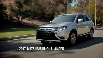 2017 Mitsubishi Outlander TV Spot, 'I Spy'