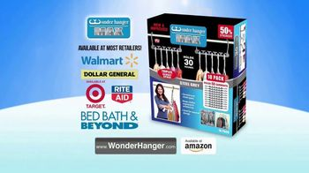 Wonder Hanger Max TV Spot, 'Available at Most Retailers' - Thumbnail 10