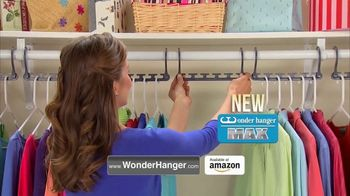 Wonder Hanger Max TV Spot, 'Available at Most Retailers' - Thumbnail 2
