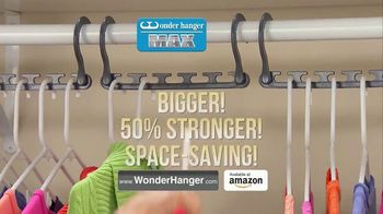 Wonder Hanger Max TV Spot, 'Available at Most Retailers' - Thumbnail 3
