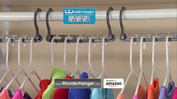 Wonder Hanger Max TV Spot, 'Available at Most Retailers' - Thumbnail 4