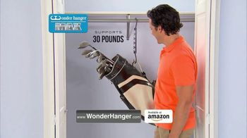 Wonder Hanger Max TV Spot, 'Available at Most Retailers' - Thumbnail 7