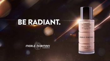 Merle Norman Timeless Illuminating Makeup TV Spot, 'Be Radiant'
