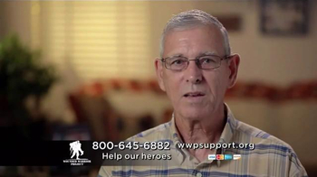 Wounded Warrior Project TV Spot, 'Chris' Final Wish' Featuring Trace Adkins - Thumbnail 2