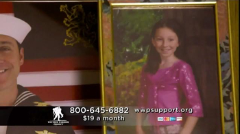 Wounded Warrior Project TV Spot, 'Chris' Final Wish' Featuring Trace Adkins - Thumbnail 4