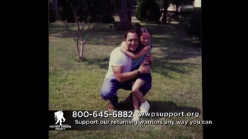 Wounded Warrior Project TV Spot, 'Chris' Final Wish' Featuring Trace Adkins - Thumbnail 5