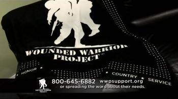 Wounded Warrior Project TV Spot, 'Chris' Final Wish' Featuring Trace Adkins - Thumbnail 6