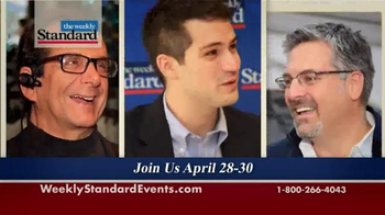 Weekly Standard Events TV Spot, '2016 Summit' - Thumbnail 2
