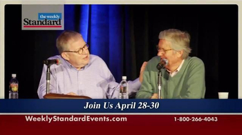 Weekly Standard Events TV Spot, '2016 Summit' - Thumbnail 3