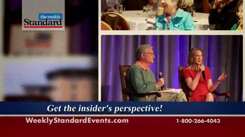 Weekly Standard Events TV Spot, '2016 Summit' - Thumbnail 4