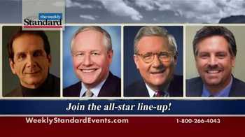 Weekly Standard Events TV Spot, '2016 Summit' - Thumbnail 5