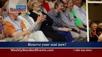 Weekly Standard Events TV Spot, '2016 Summit' - 12 commercial airings