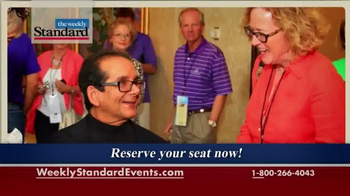 Weekly Standard Events TV Spot, '2016 Summit' - Thumbnail 7