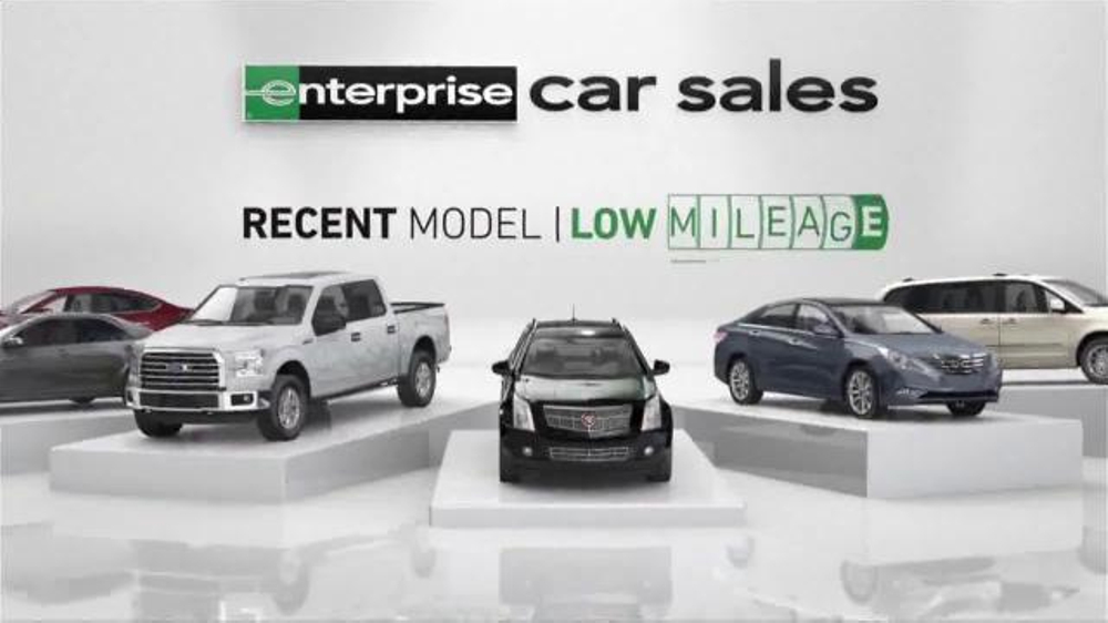 Enterprise Car Sales Tv Commercial Flip Your Thinking Ispot Tv