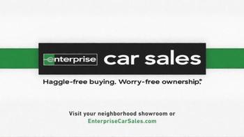 Enterprise Car Sales TV Spot, 'Flip Your Thinking' - Thumbnail 8