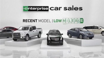 Enterprise Car Sales TV Spot, 'Flip Your Thinking' - 3888 commercial airings