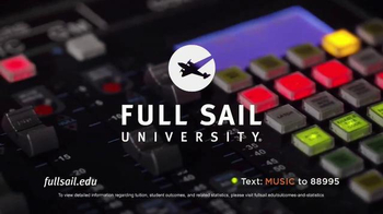 Full Sail University TV Spot, 'Make Music' - Thumbnail 9