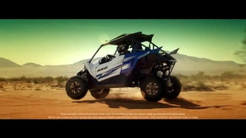 Yamaha YXZ1000R TV Spot, 'It's Here' - Thumbnail 2