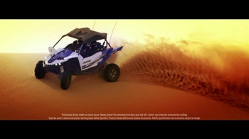Yamaha YXZ1000R TV Spot, 'It's Here' - Thumbnail 3