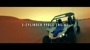 Yamaha YXZ1000R TV Spot, 'It's Here' - Thumbnail 4