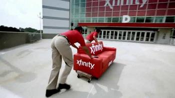 XFINITY NHL Center Ice TV Spot, 'Follow Your Team' - Thumbnail 1